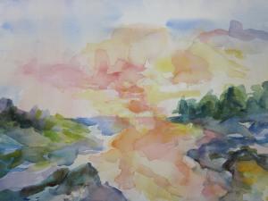 Tilghman Island Sunset