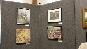 Art Show view 14