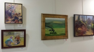Art Show view 2