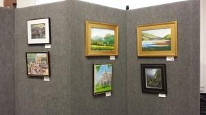 Art Show view 9