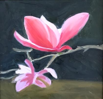 Magnolia Bloom. Orrick.
